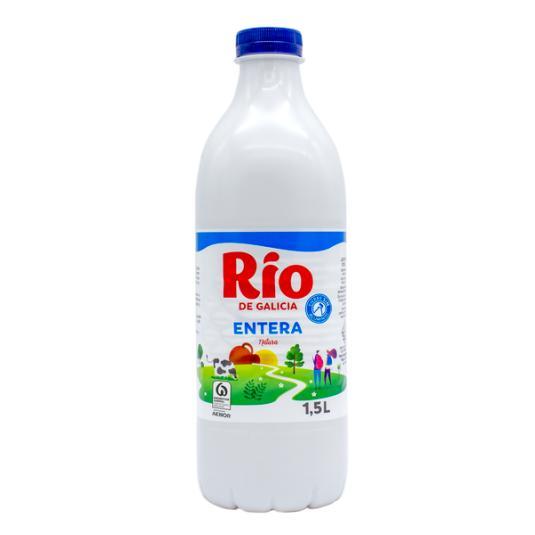 LECHE ENTERA BOTELLA RIO 1.5L
