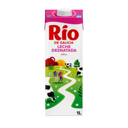 LECHE DESNATADA BRICK RIO 1L