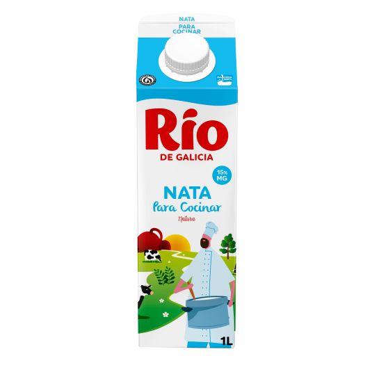 NATA PARA COCINAR RIO 1L