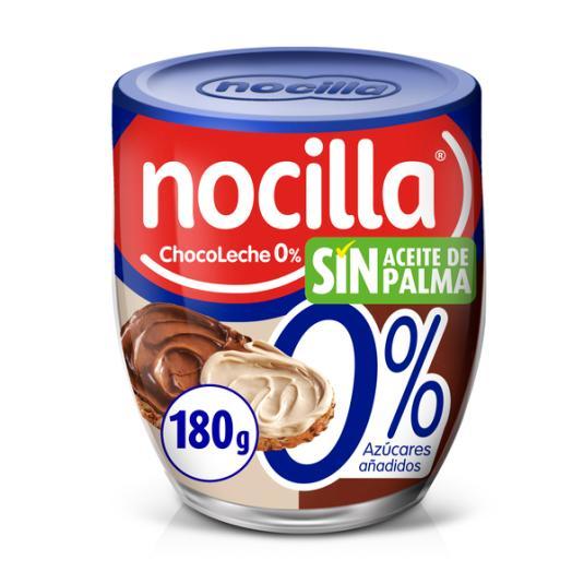CREMA CACAO 0% PARA UNTAR NOCILLA 180G