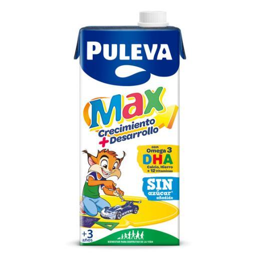 LECHE ENTERA CRECIMIENTO PULEVA MAX 1L