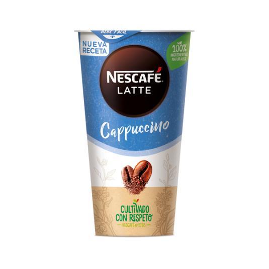 CAFÉ LATTE CAPPUCCINO NESCAFÉ 190ML