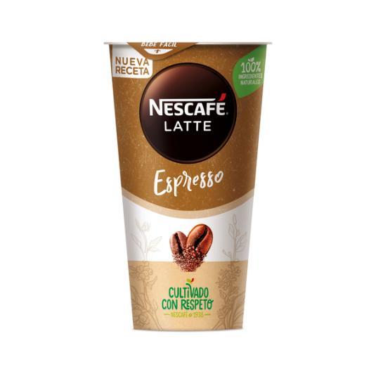 CAFÉ LATTE ESPRESSO NESCAFÉ 190ML