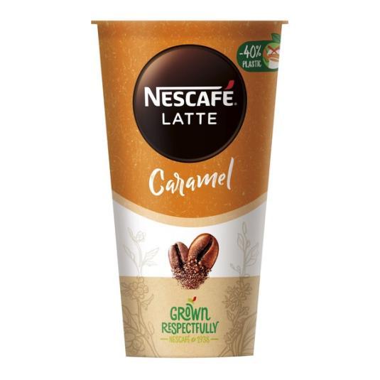 CAFE LATTLE CARAMELO NESCAFE 190ML