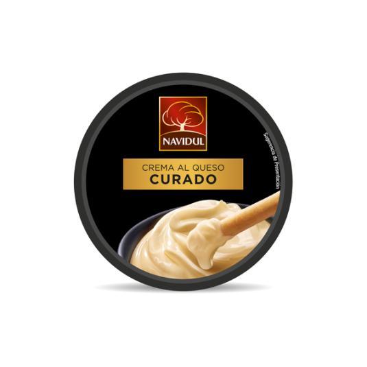 CREMA DE QUESO CURADO NAVIDUL 90G