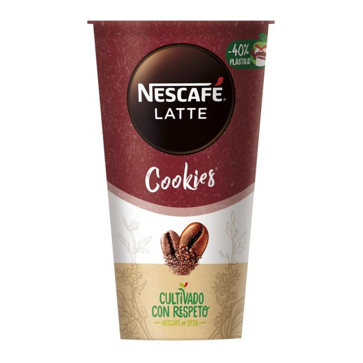 CAFE LATTE COOKIES NESCAFE 190ML