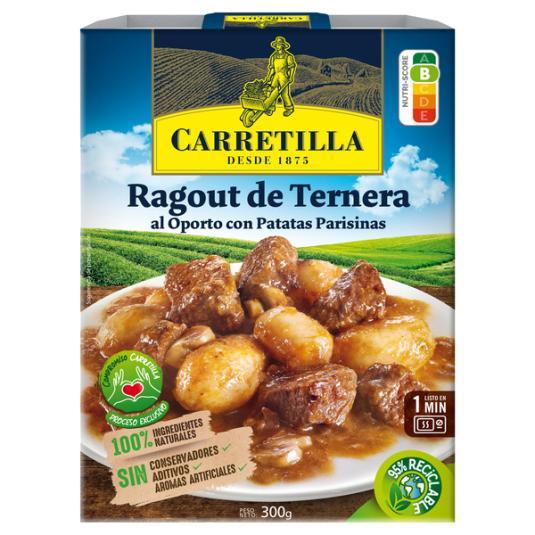 RAGOUT TERNERA CARRETILLA 300G