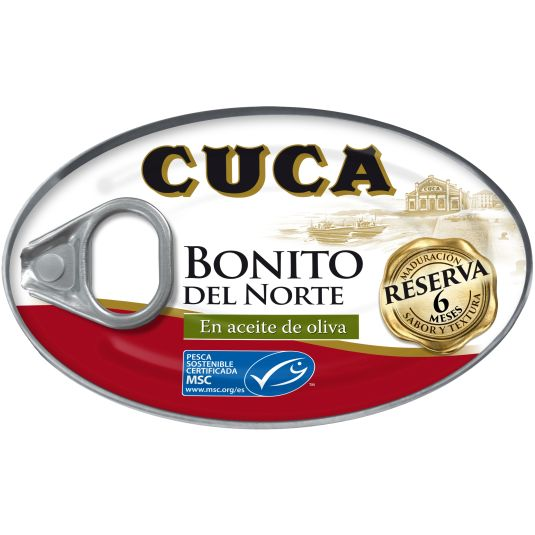 BONITO ACEITE OLIVA OL-120 CUCA 82GR