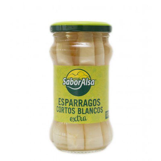 ESPARRAGO BLANCO EXTRA T212 SABORALSA 13/16 UNDS