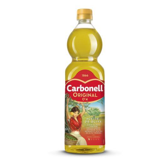 ACEITE OLIVA SUAVE 0.4º CARBONELL 1L