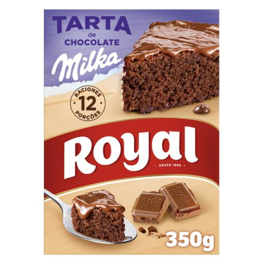 PREPARADO TARTA CHOCOLATE MILKA ROYAL 350G