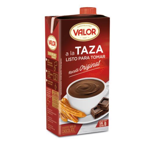 CHOCOLATE A LA TAZA VALOR 1L