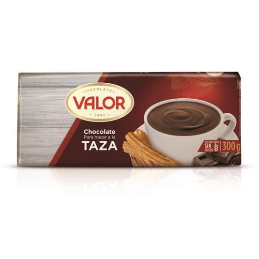 CHOCOLATE A LA TAZA VALOR 300G