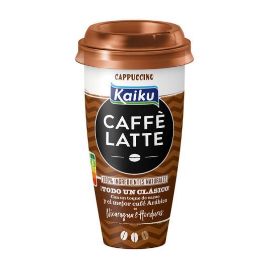 CAFÉ LATTE CAPPUCHINO KAIKU 230ML