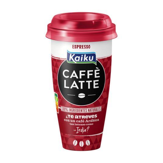 CAFÉ LATTE ESPRESSO KAIKU 230ML