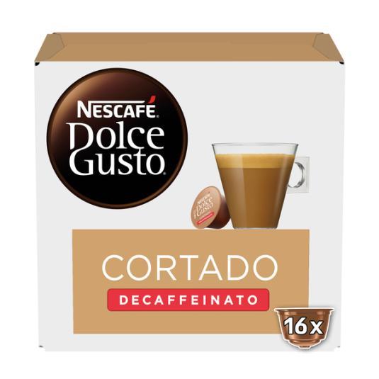 CAFÉ CÁPSULA CORT ESPR MACCHIATO DESC DOLCE GUSTO P16