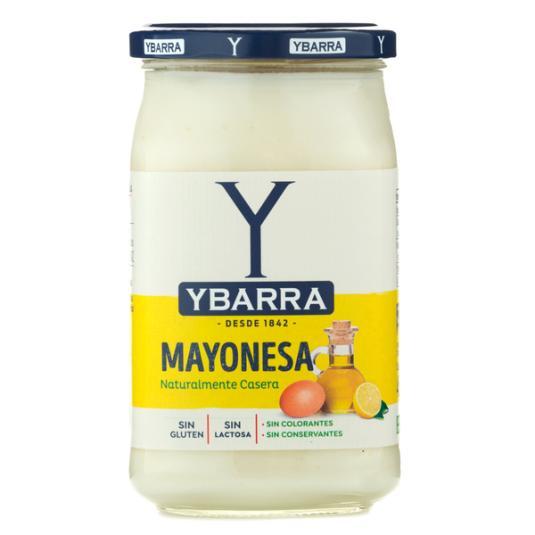 MAYONESA CRISTAL YBARRA 450ML
