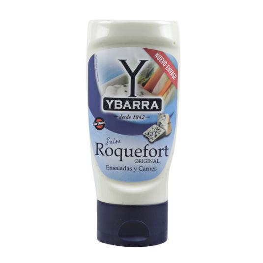 SALSA ROQUEFORT BOCABAJO YABRRA 300ML