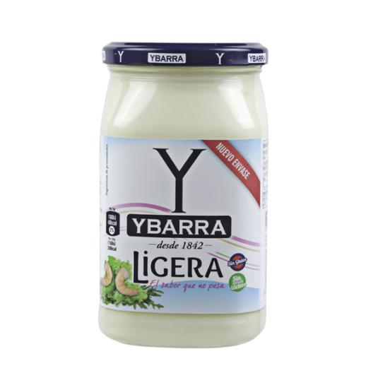 MAYONESA LIGERA TARRO YBARRA 450ML
