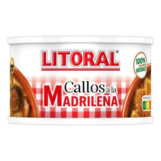 CALLOS A LA MADRILEÑA LITORAL 380G