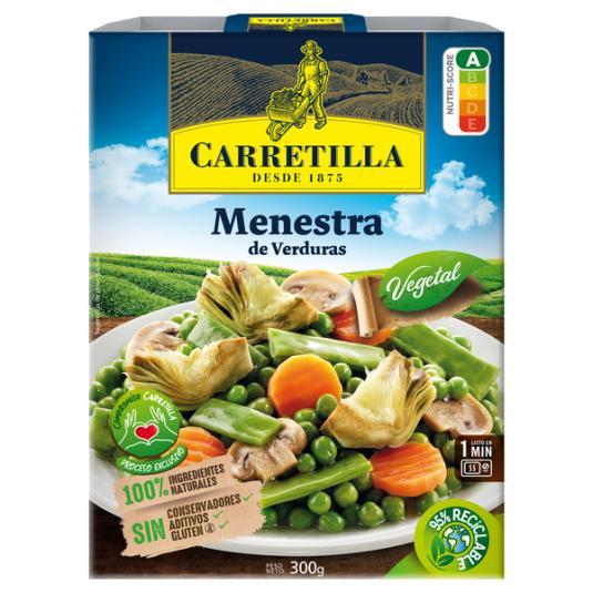 MENESTRA VERDURA CARRETILLA 300G