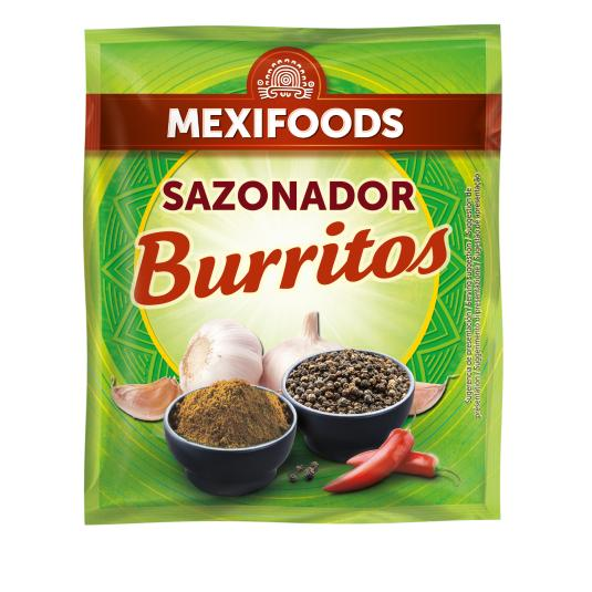 SAZONADOR BURRITO MEXIFOODS 30GR