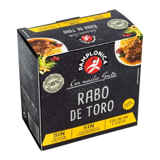 RABO DE TORO SALSA PAMPLONICA 380G