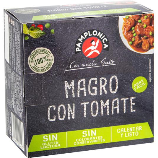 MAGRO TOMATE PAMPLONICA 380G