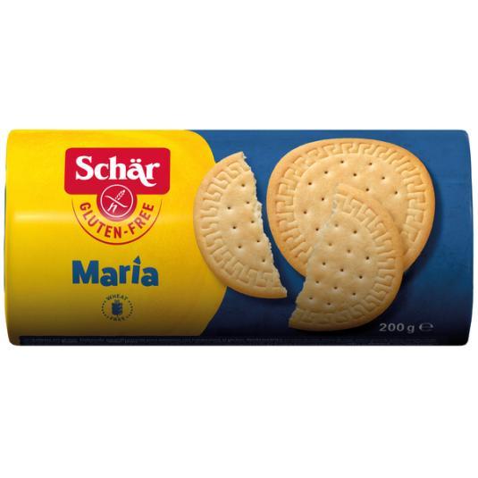 GALLETA MARÍA SIN GLUTEN SCHÄR 200G