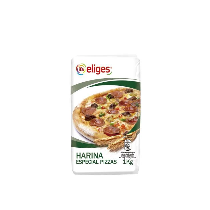HARINA PIZZA IFA ELIGES 1KG
