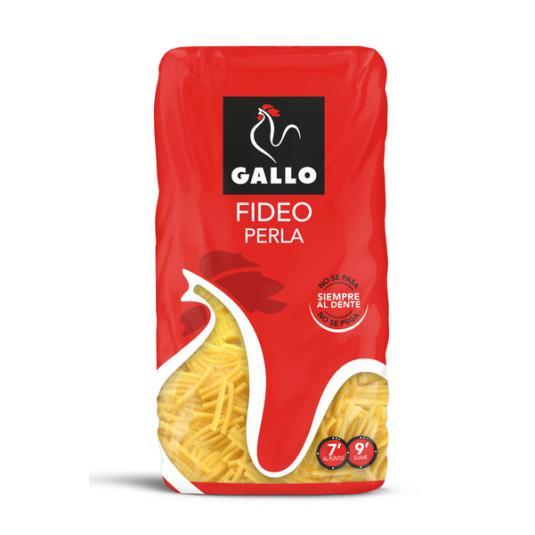 FIDEO PERLA GALLO 450G