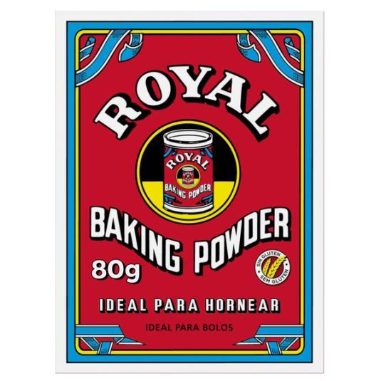 LEVADURA ROYAL 80G