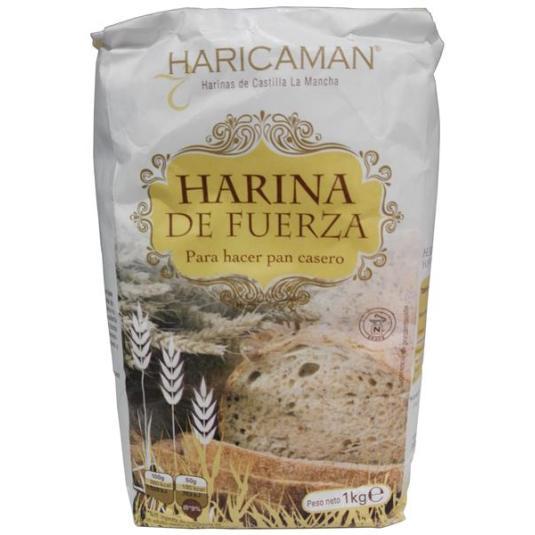 HARINA FUERZA HARICAMAN 1K