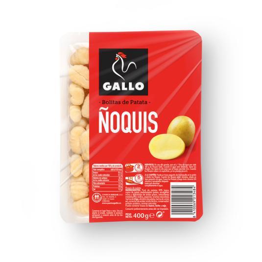 ÑOQUI PATATA GALLO 400G