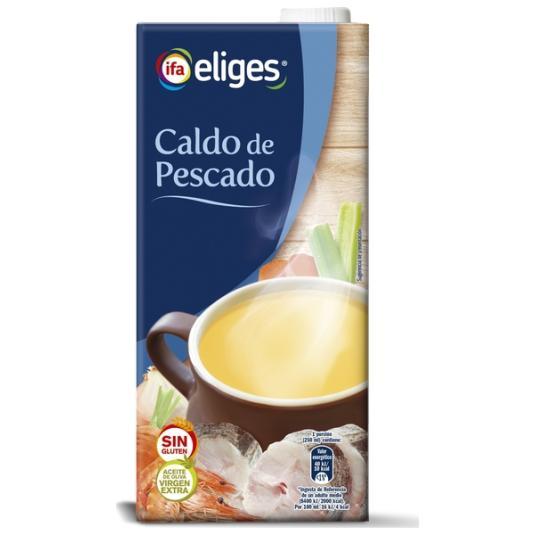 CALDO PESCADO IFA ELIGES 1L