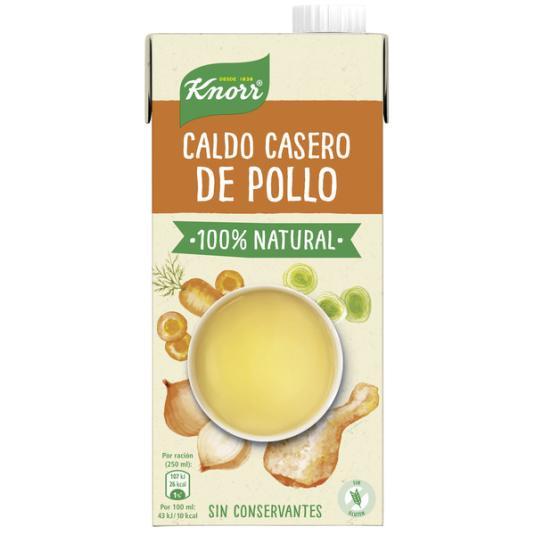 CALDO POLLO KNORR 1L