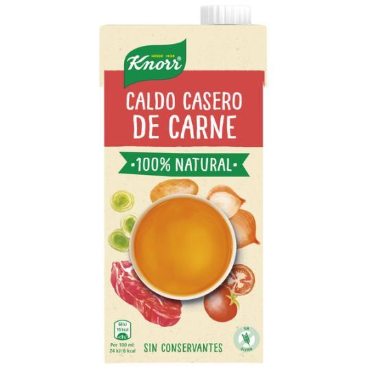 CALDO CARNE KNORR 1L