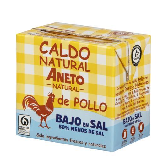 CALDO NATURAL B/SAL ANETO 500ML