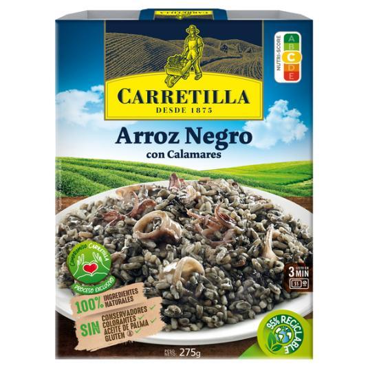 ARROZ NEGRO 0 CARRETILLA 300G