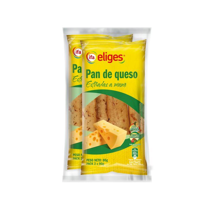 PAN DE QUESO IFA ELIGES 2X90G