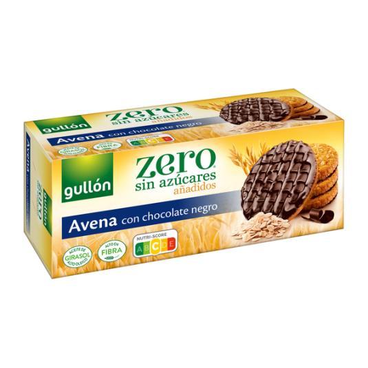 GALLETA AVENA CHOCO NATURE S/AZU GULLON 270G