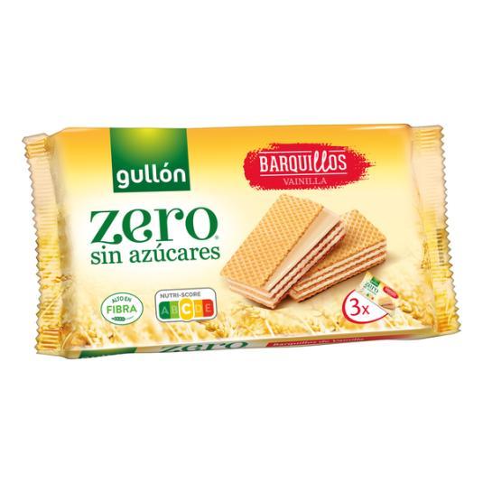 GALLETA BARQUILLO DIET NATURE GULLÓN 210G