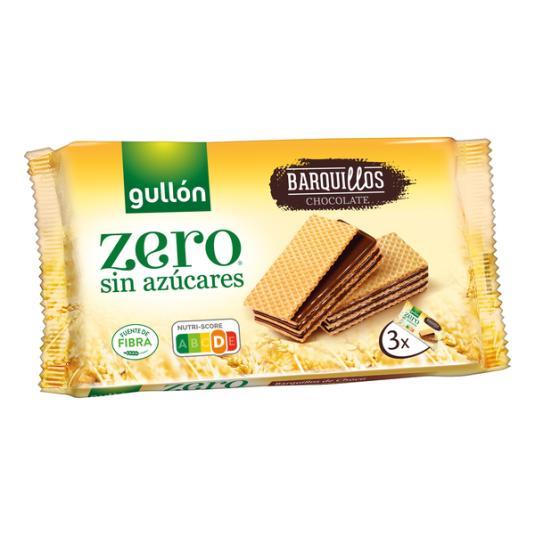 GALLETA BARQUILLO CHOCOLATE DIET NATURE GULLÓN 210G