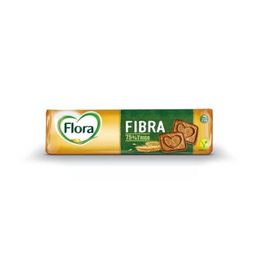 GALLETA FIBRA FLORA 185G