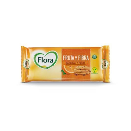GALLETA FRUTA FIBRA FLORA 125G