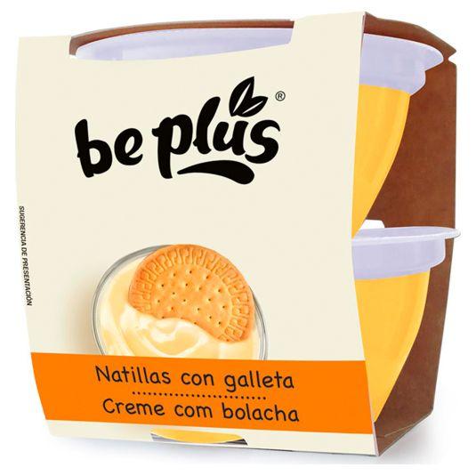 NATILLAS GALLETA BE PLUS P2 200G