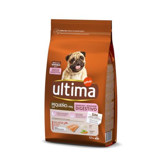 COMIDA PERROS ULTIMA DOG MINI SENSITIVE AFFINITY 1.5KG