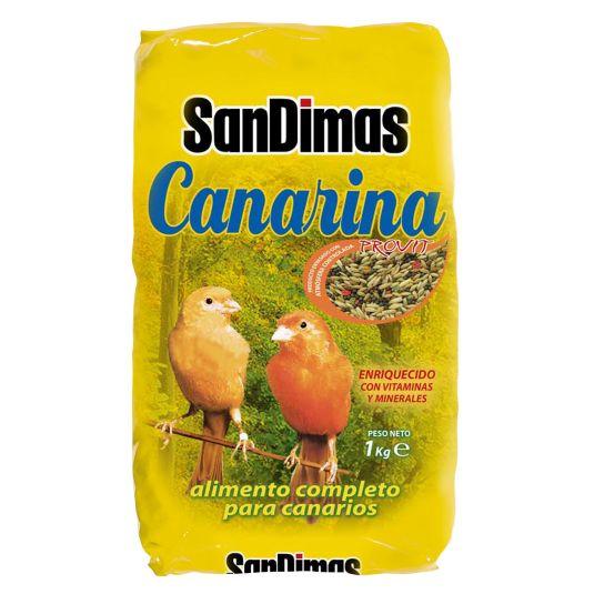 ALIMENTO CANARIO CANARINA SAN DIMAS 1KG