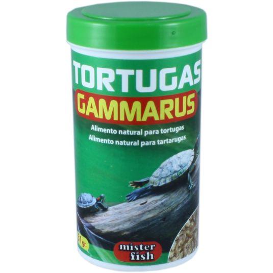 ALIMENTO TORTUGA GAMMARUS MISTER FISH 31G