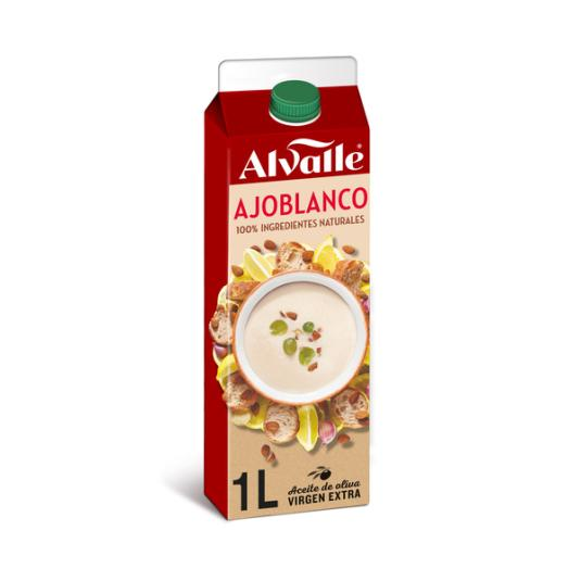 AJOBLANCO ALVALLE 1L